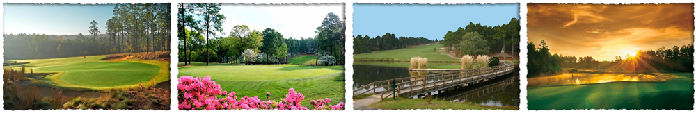 Village of PInehurst golf courses