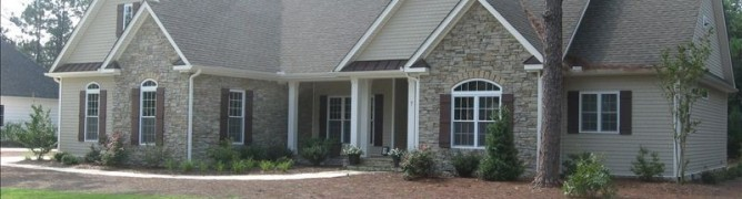 golf house rental - pinehurst golf rentals- golf packages pinehurst