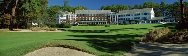 Mid Pines Golf Club - pinehurst golf packages