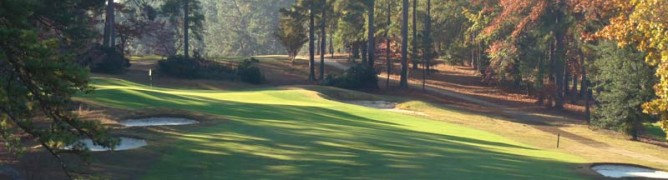 Southern Pines Golf Club - pinehurst golf packages