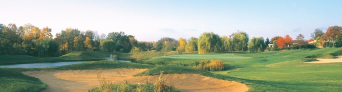 Talamore Golf Club - pinehurst golf packages