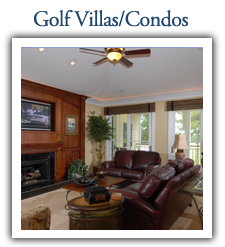 pinehurst golf lodging - villas and condos