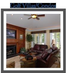 pinehurst golf lodging - villas and condos