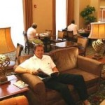 hampton inn lobby - pinehurst golf packages - places to stay