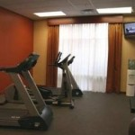 hampton inn fitness - pinehurst golf packages - places to stay