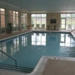 hampton inn pool - pinehurst golf packages - places to stay