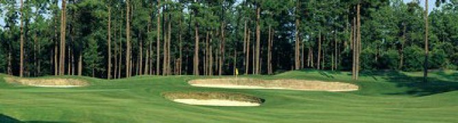 Pinewild Country Club - pinehurst golf packages