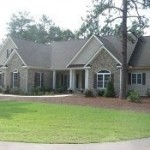 location map - pinehurst golf vacation rental homes outside
