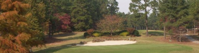 Whispering Pines - pinehurst golf packages